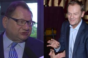 """Ryszard Kalisz: """"Tusk nie wystartuje na urząd prezydenta. Będzie jeździł z wykładami i doradzał największym firmom na świecie!"""""""