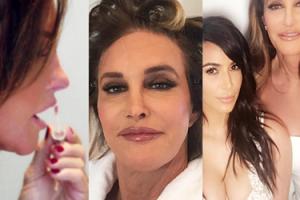 Kim Kardashian wystylizowała ojczyma na galę! JAK WYSZŁO?