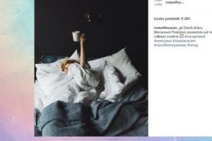 Kasia Tusk w łóżku (FOTO)