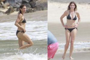 50-letnia Cindy Crawford w bikini