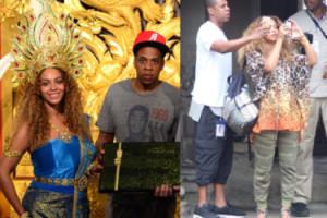 Beyonce i Jay-Z na wakacjach w Tajlandii i Kambodży! (ZDJĘCIA)