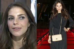 """Weronika Rosati: """"Najbardziej luksusowa rzecz w mojej szafie to torebka Chanel"""""""