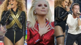 Beyonce i Lady Gaga na Super Bowl 2016! (ZDJĘCIA)