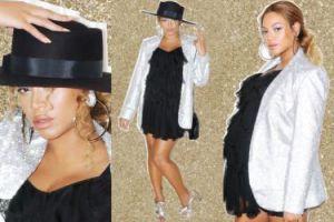 """Ciężarna Beyonce pokazuje nogi w klapkach za 3 tysiące złotych... """"Jest gotowa na dzieci"""" (ZDJĘCIA)"""