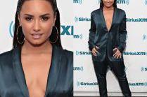 Demi Lovato bez stanika w piżamie za 15 tysięcy