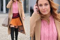 #TRENDY: Julia Kamińska w kolorowej stylizacji