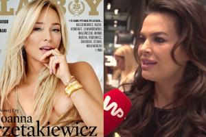 """39-letnia szafiarka broni Przetakiewicz: """"Dlaczego zadbane 50-latki mają nie pokazywać ciała? Ciężko na nie pracują!"""""""