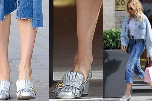 Sablewska w ulubionych butach Gucci za 3 TYSIĄCE ZŁOTYCH!