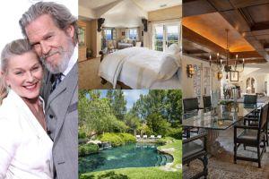 Jeff Bridges sprzedaje dom... za ponad 110 MILIONÓW! (ZDJĘCIA)