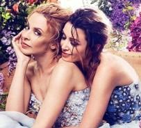 Kylie Minogue pozuje z siostrą!