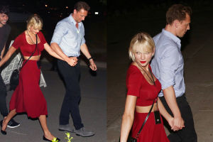 Taylor Swift na randce z Tomem Hiddlestonem! PRZYSTOJNY?