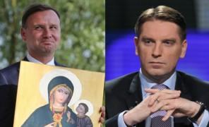 Tomasz Lis o Dudzie: