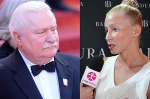 """Patriotyczna Warnke: """"Lech Wałęsa jest ikoną sprzeciwu. Bardzo przeżywam to, co się dzieje!"""""""