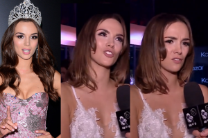 """Krupińska: """"Nie wykorzystywałam tytułu Miss Polonia do promowania siebie"""""""