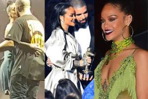 """Rihanna wyznaje Drake'owi miłość na Instagramie! """"KOCHAM CIĘ"""""""