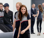 William i Kate na regatach w Portsmouth (ZDJĘCIA)