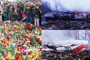 Dzisiaj szósta rocznica katastrofy w Smoleńsku (ZDJĘCIA)