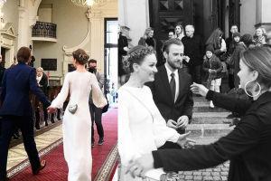 Marika wzięła ślub w święta (ZDJĘCIA)
