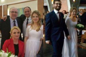 """Kukiz bawi się na weselu partyjnej koleżanki. """"Szczęść Boże Elu i Adamie!"""" (ZDJĘCIA)"""
