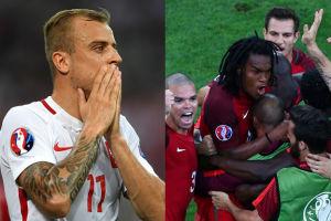 Polska:Portugalia - 1:1 DO BOJU POLACY!