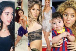 Shakira skończyła dziś... 40 lat! (ZDJĘCIA)