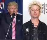 Lider Green Day o Donaldzie Trumpie: