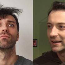 """Filip Bobek uwielbia robić selfie. """"Już wiem, co powinno mieć, żeby było dobre!"""""""