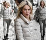 Magda Ogórek na spacerze z torebką Prady (ZDJĘCIA)