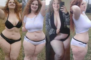 """Modelka XXL: """"Grube kobiety z wielkimi brzuchem mogą dać mężczyźnie niesamowity orgazm"""" (ZDJĘCIA)"""