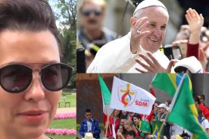 """Anna Popek: """"Bardzo chciałabym się spotkać z papieżem Franciszkiem, ale to może być trudne"""""""