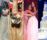 Tak wyglądało wesele rosyjskiego oligarchy: ośmiopiętrowy tort, dwie suknie ślubne i pierścionek za 37 milionów (ZDJĘCIA)