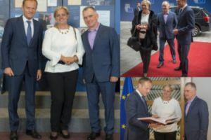 Tak wyglądał Dzień z Tuskiem wylicytowany na WOŚP za ponad 370 TYSIĘCY! (ZDJĘCIA)