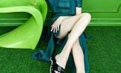 Zuzanna Bijoch w koreańskim magazynie (GALERIA)