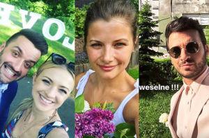 Agnieszka Sienkiewicz wzięła ślub w weekend?! (ZDJĘCIA)