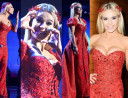 Silikonowy biust Dody na eliminacjach do Eurowizji 2017 (ZDJĘCIA)