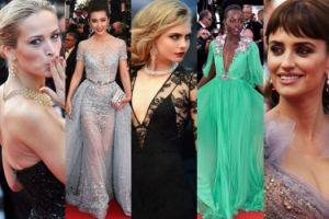 Najlepsze kreacje z Cannes z ostatnich lat! (ZDJĘCIA)