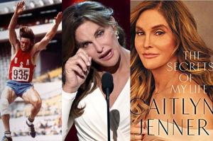 """Caitlyn Jenner wydaje książkę o swojej """"podróży do kobiecości""""..."""