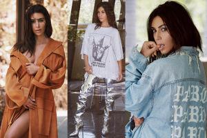 """Kim Kardashian pozuje dla """"Billboardu"""" (ZDJĘCIA)"""