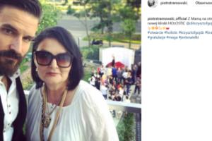 Stramowski pokazał mamę! (FOTO)
