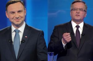 """Komorowski w TVP: """"Jestem człowiekiem niezależnym. Nie mam żadnego prezesa nad sobą!"""""""