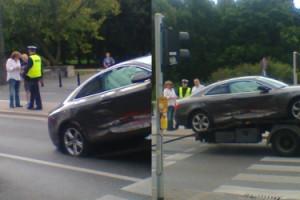 Wodecki miał wypadek! (FOTO)