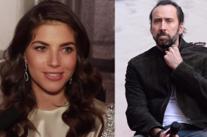 """Weronika Rosati o Nicolasie Cage'u: """"Nie robią na mnie wrażenia hollywoodzcy aktorzy!"""""""