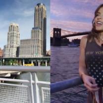 """Herbuś spaceruje po Nowym Jorku z kamerami TVN-u. """"Każdy marzy, żeby tu być!"""""""
