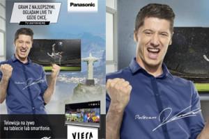 Lewandowski reklamuje telewizory! (FOTO)