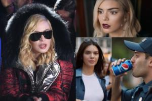 """Madonna krytykuje Kendall Jenner za kontrowersyjną reklamę Pepsi. """"To gó*no nie ma żadnego sensu!"""""""