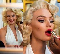 Candice Swanepoel jako Marilyn Monroe!