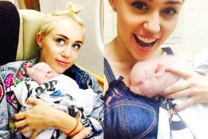 """Miley Cyrus ma nową """"maskotkę""""! (FOTO)"""