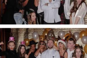 Beyonce, Jay-Z i Timberlake na urodzinach Taylor Swift!