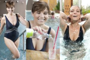 Felicjańska świętuje 41. urodziny... w basenie! (ZDJĘCIA)