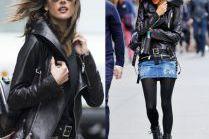 #TRENDY: Alessandra Ambrosio w dżinsowej mini